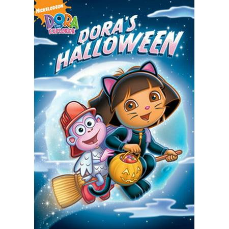 Dora The Explorer: Dora's Halloween (DVD)](Dora Halloween Full Movie)