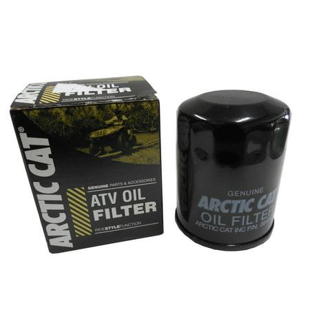 Arctic Cat New OEM ATV UTV Oil Filter, Prowler Wildcat, 0812-034 Arctic Cat Atv Accessories