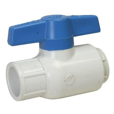 Spears 4808572 1 in. PVC Utility Ball Valves - image 1 of 1