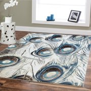 Premium Rugs Large High Quality For Living Room 5x7 Dining Under The