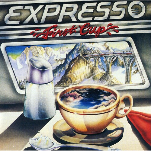 Expresso - First Cup [CD]
