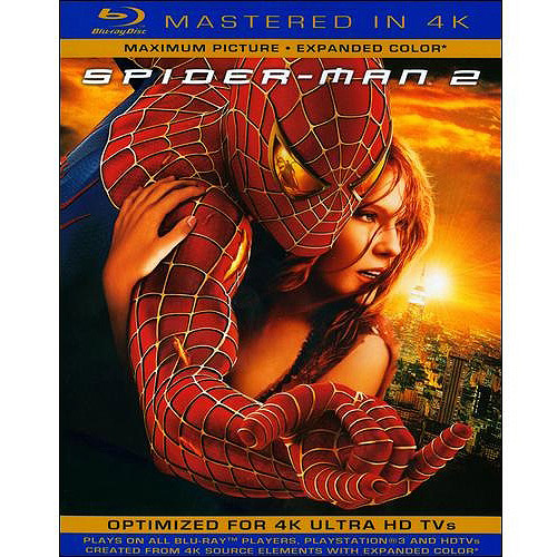 Spider-Man 2 (Blu-ray) (Widescreen)