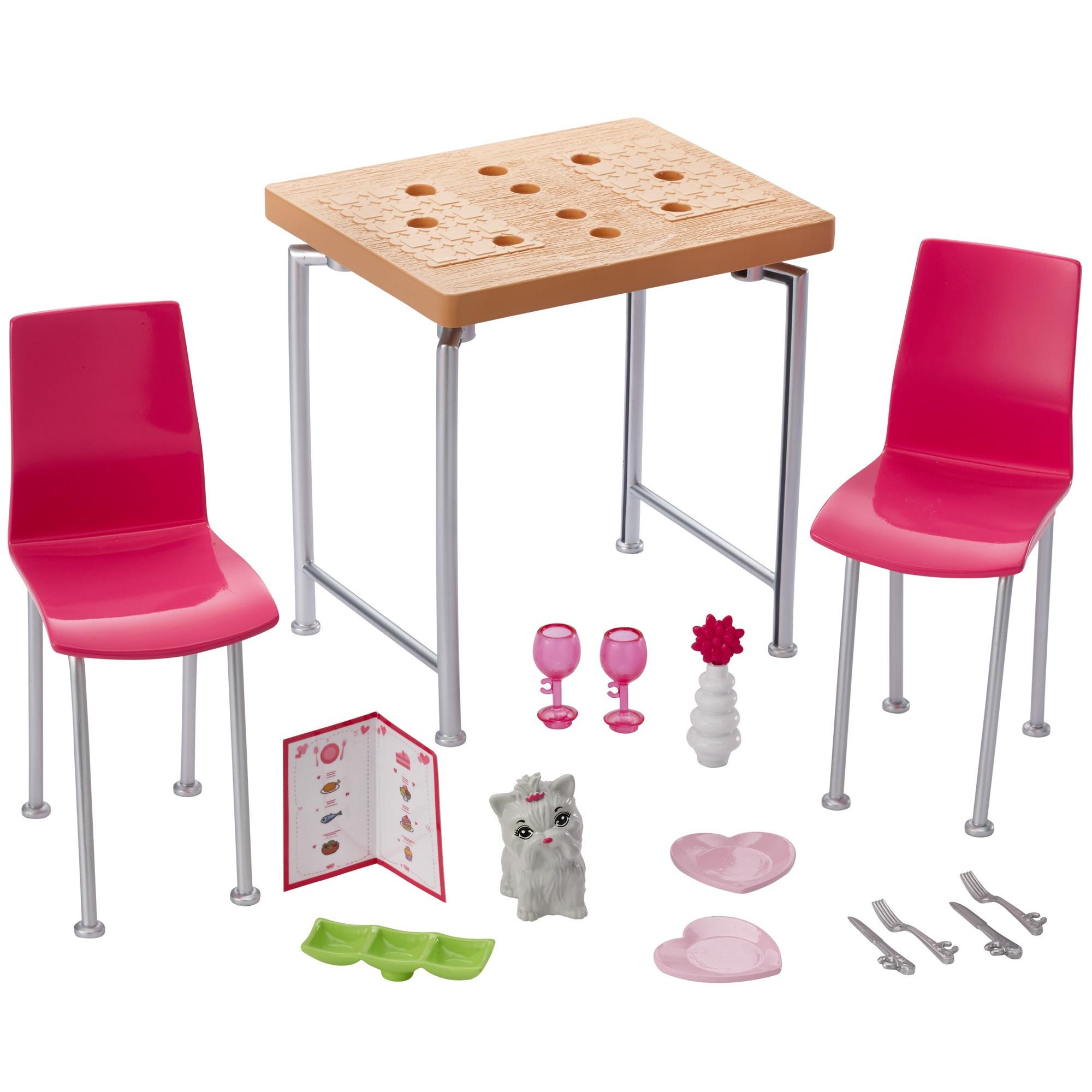 Barbie Date Night Accessory Set by Mattel
