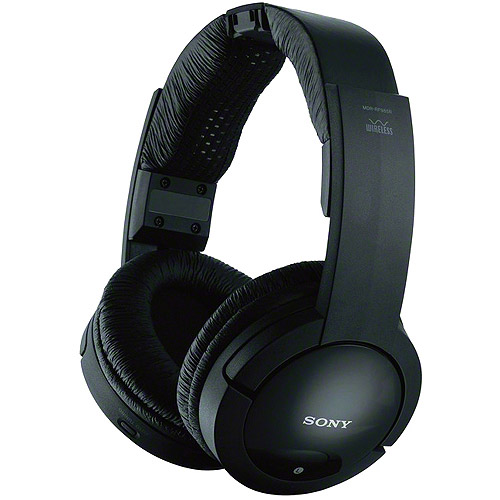 Sony Wireless Headphones MDRRF985RK