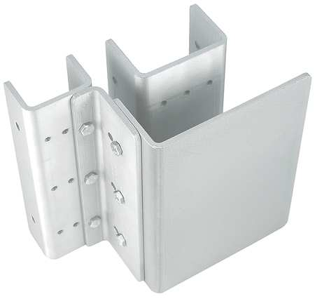 SECURITRON FMK-SW Flex Mount Bracket Kit,Swinging Gate
