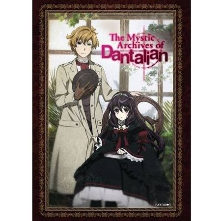 The Mystic Archives Of Dantalian  The Complete Series  Widescreen