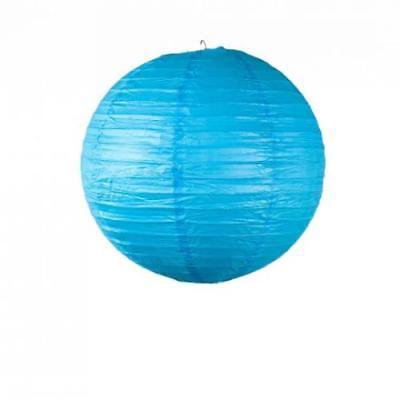 16 in. Royal Blue Paper Lantern (Royal Blue Paper Lanterns)