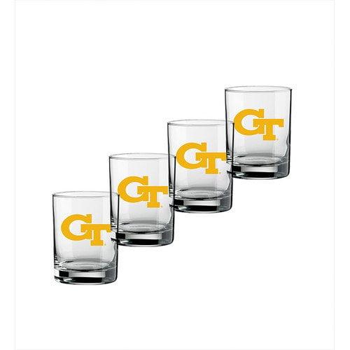 Kraftware Collegiate 14 oz. Glass (Set of 4)