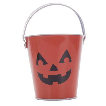 - Veil Entertainment Tin Pumpkin bucket 6