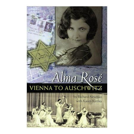 Herend Vienna Rose (Amadeus Press Alma Rose (Vienna to Auschwitz) Amadeus Series Softcover Written by Richard Newman )