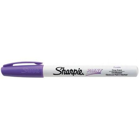 - Sanford SN35541 Oil Paint Marker Fine Purple