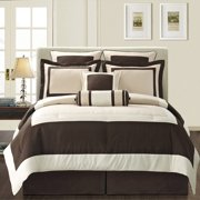 Fashion Street Gramercy 8-Piece Bedding Comforter Set