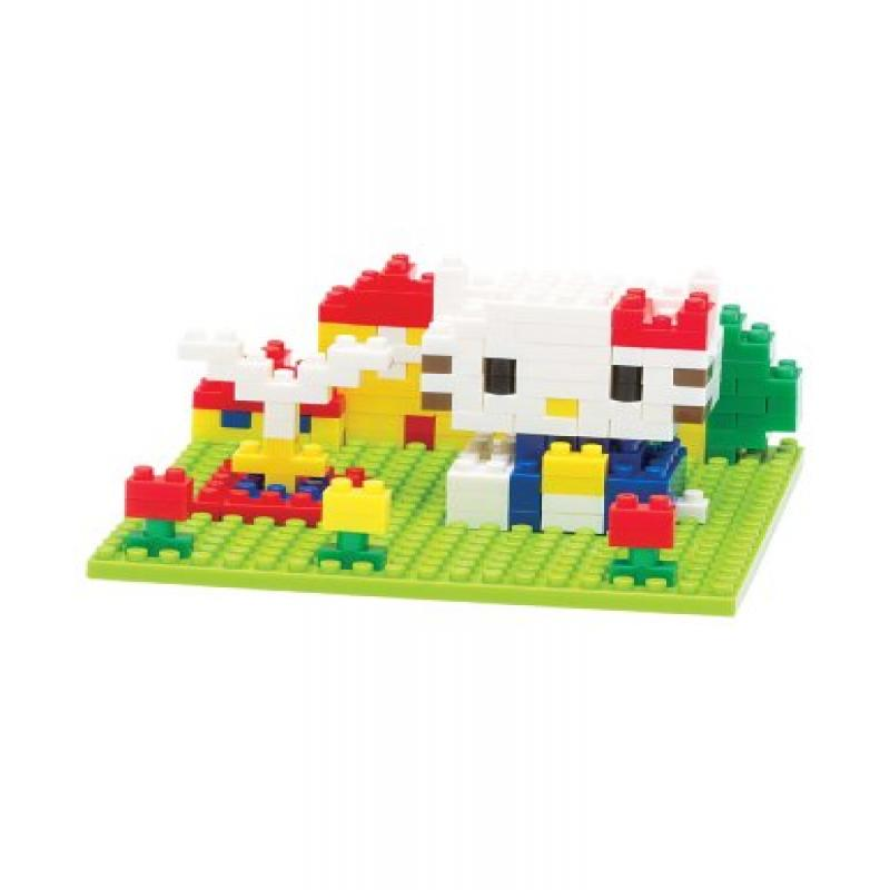 Nanoblock Hello Kitty in The Park by