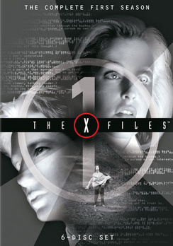 The X-Files: The Complete First Season (DVD) by NEWS CORPORATION