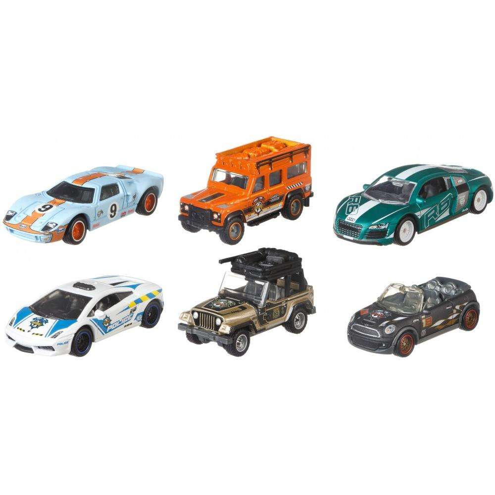 Matchbox Globe Travelers 1:64 Scale Collector Vehicles