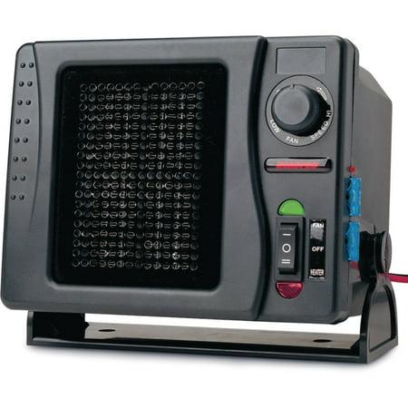 RoadPro RPSL-681 12V 300W Ceramic RV Heater & Fan
