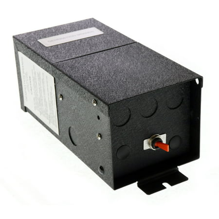Generation Brands 250AT300W24277 Remote XFMR Low Voltage Transformer, 277V:In, 24V:Out, 300-Watt