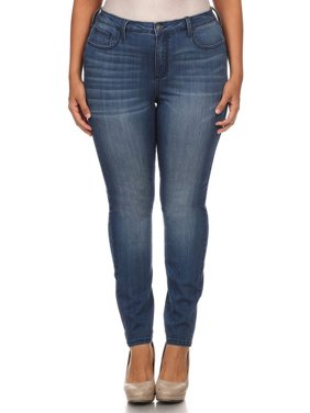 Cello Juniors' Plus Size Super Stretch Skinny Jean