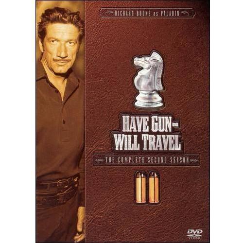 Have Gun - Will Travel: The Complete Second Season (Full Frame)