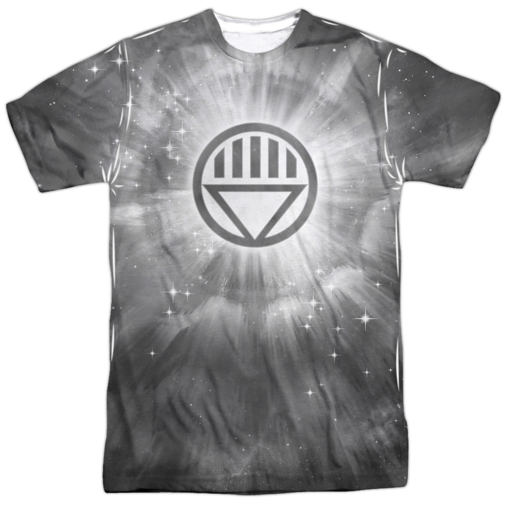 Green Lantern Black Energy Mens Sublimation Shirt