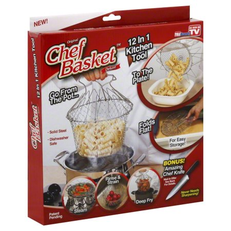 As Seen on TV Chef Basket!