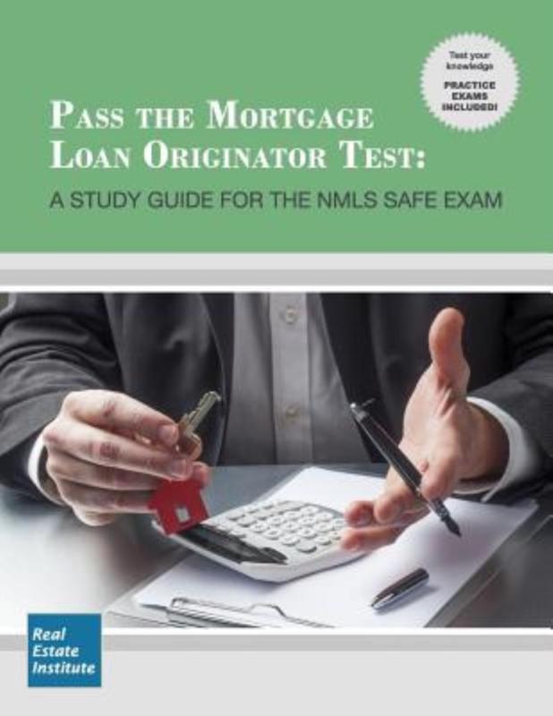 pass the mortgage loan originator test a study guide for the nmls rh walmart com Cicerone Exam Study Guide Cicerone Exam Study Guide