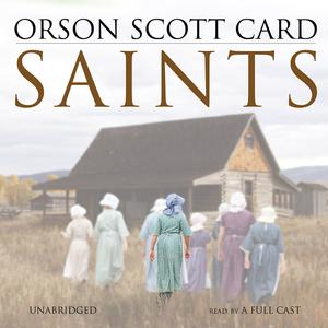 Saints - Audiobook