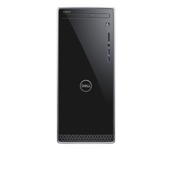Dell Inspiron 3670 Desktop (Hex Core i7+8700 / 8GB + 16GB Optane / 1TB)