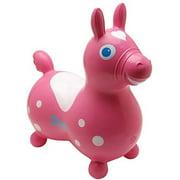 Gymnic Rody Horse Gymnastics Equipment, Pink