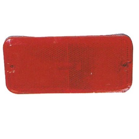Compatible 1985 - 1996 Chevrolet G30 Side Marker Light Assembly / Lens Cover - Rear Right (Passenger) Side 5977809 GM2860101 Replacement For Chevrolet G30 (Chevrolet G30 Side Marker)