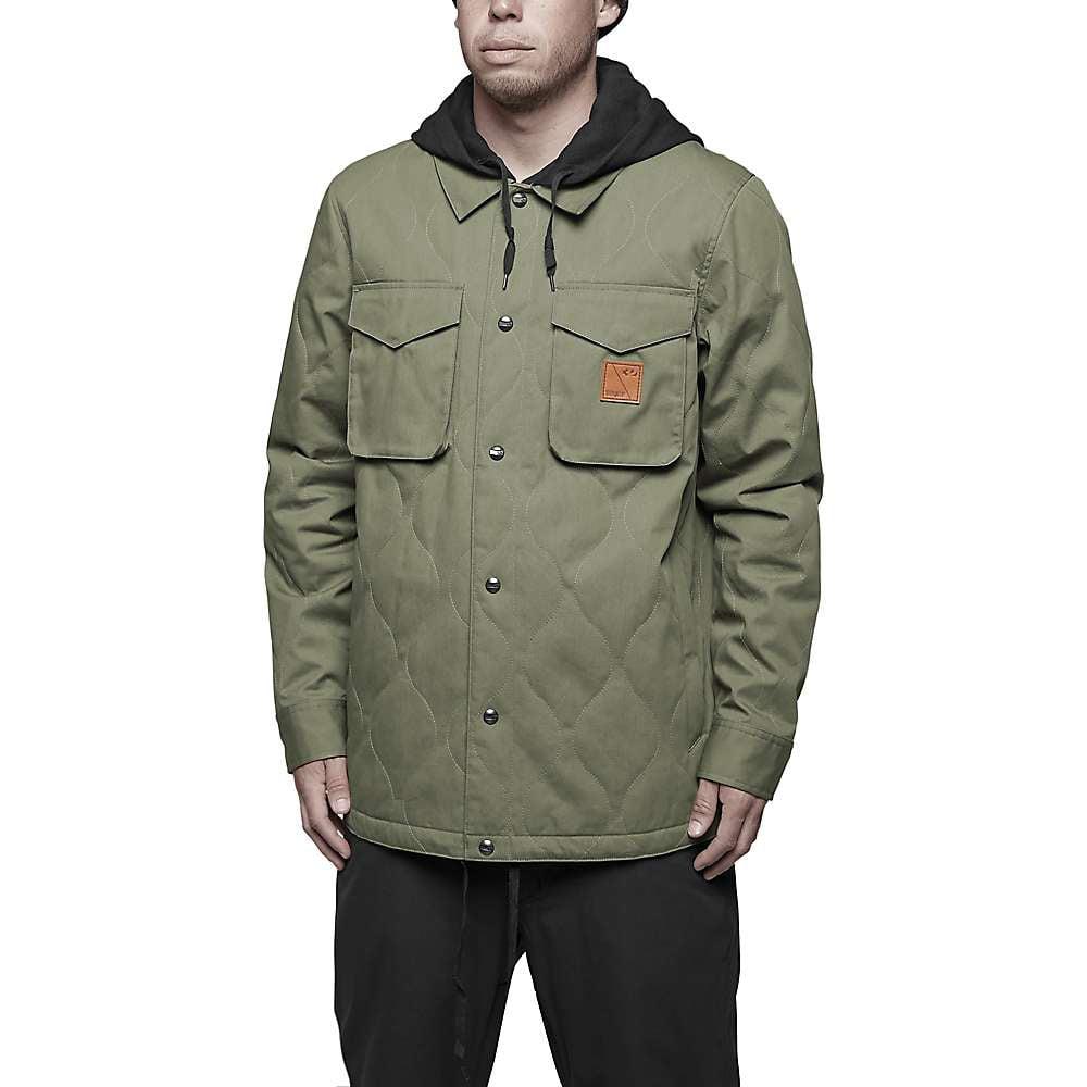 Burgundy thirtytwo Mens Kaldwell Jacket Large