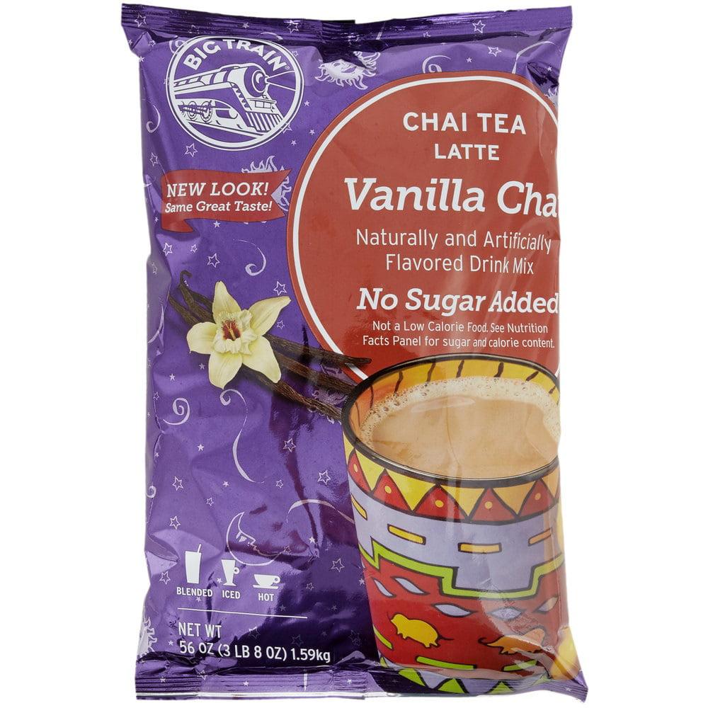 Big Train - Chai Tea - No Sugar Added Vanilla
