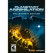 Planetary Annihilation Collector's Edition, Nordic Games, PC Software, 854436004992