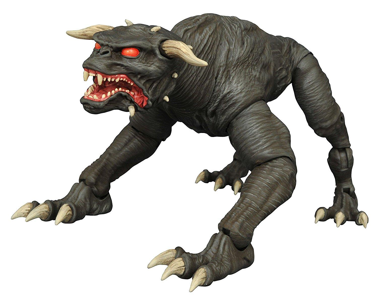 Ghostbusters Select Terror Dog Action Figure (Other) by DIAMOND SELECT TOYS LLC