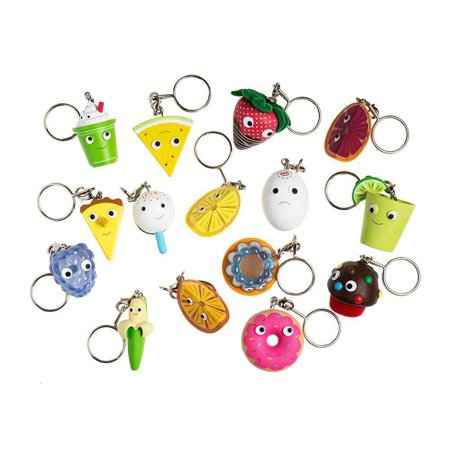 Kidrobot Yummy World Fresh Friends Blind Box Vinyl Figure Keychains