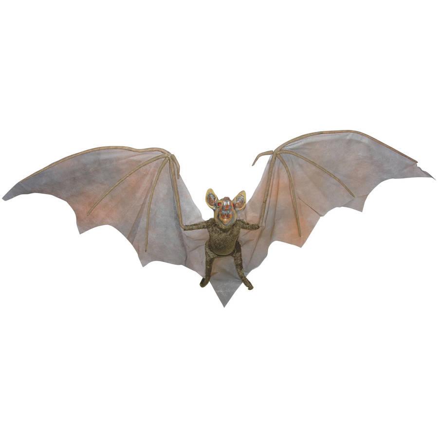 hanging vampire bat halloween decoration walmartcom