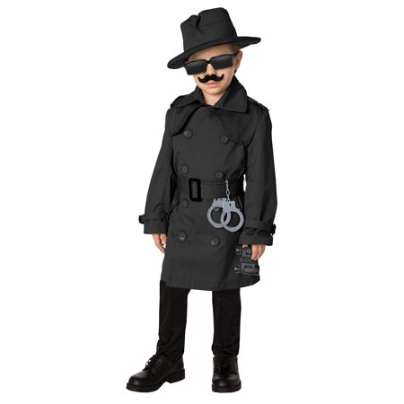 Spy Child Halloween Costume - Halloween I Spy Printables