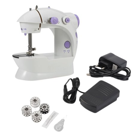 Multifunction Electric Mini Sewing Machine Household Desktop With Magnificent Mini Sewing Machine Walmart