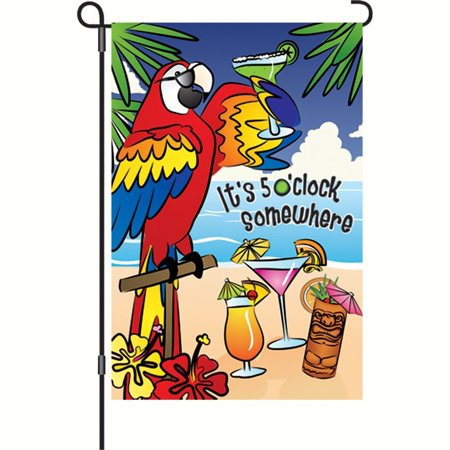 Premier Designs PD56008 5 O'Clock Somewhere Garden (5 Oclock Somewhere Garden)