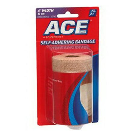 Image of Ace 4 Inch Self Adhering Athletic Elastic Bandage - 1 Ea