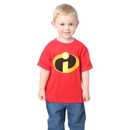 Incredibles Toddler Costume Tee - Baby Boy Mad Hatter Costume