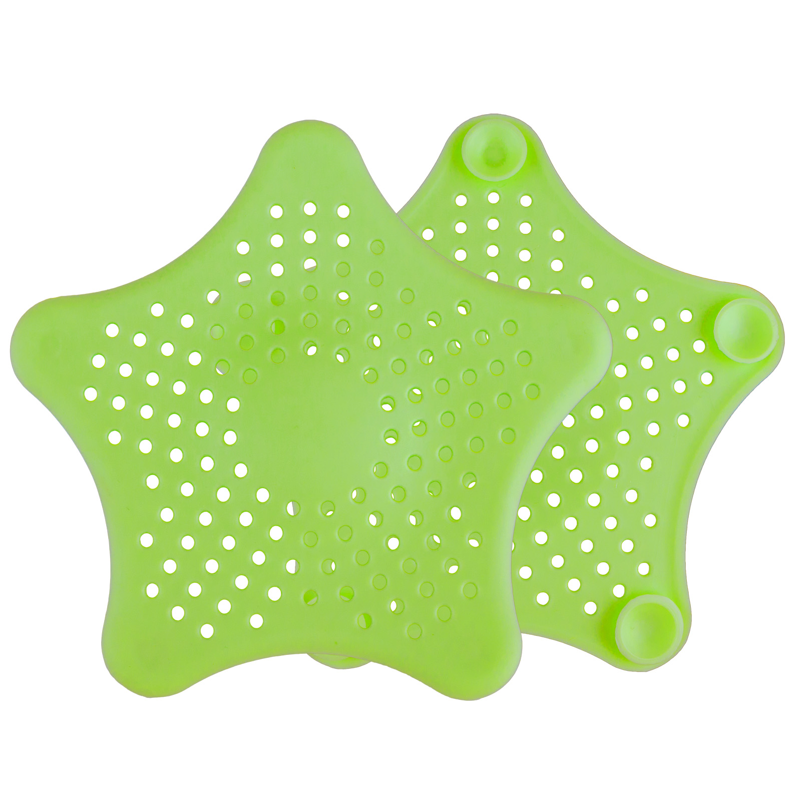 2-pack Sink Strainer Hair Stoppers, Bathroom Kitchen Sink Strainer Basket Silicone Drain Cover Drainer Basin Filter Mesh Sink Hole Cover