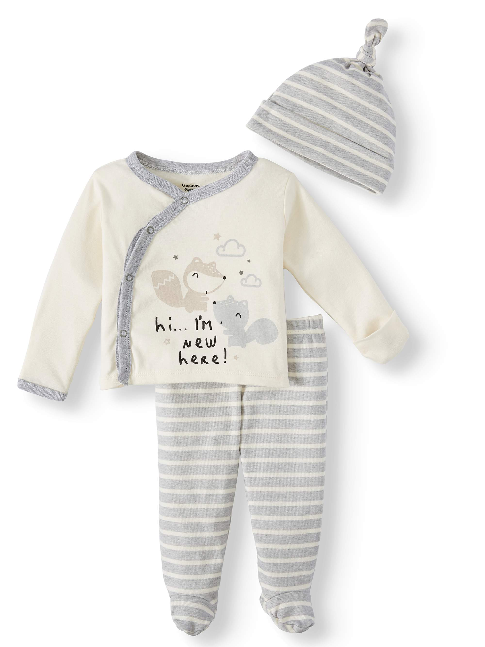 Unisex take me home outfit
