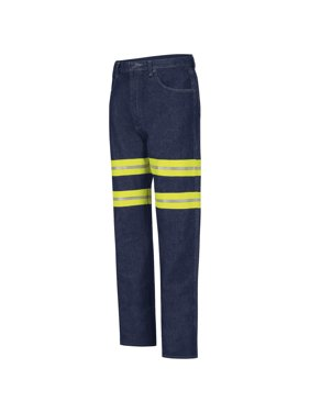 Men's Enhanced Visibility Relaxed Fit Jean
