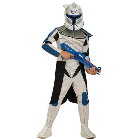 Star Wars Clone Wars - Leader Rex Child - Female Star Wars Cosplay