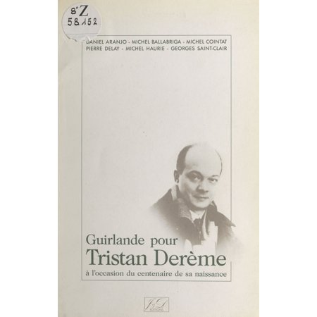 Guirlande pour Tristan Derème - eBook](Guirlande Lumineuse Halloween)