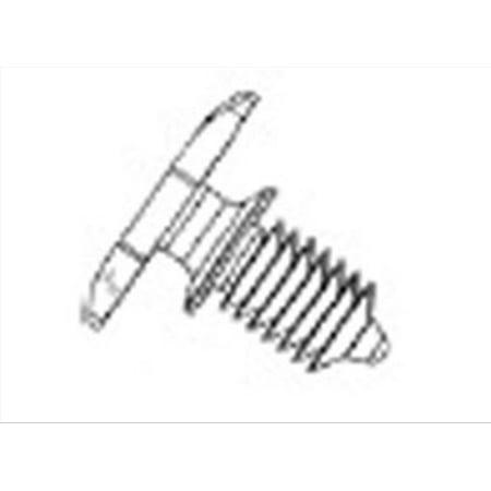 W & E Fasteners 3106 Weatherstrip Retainer, Door, Chrysler