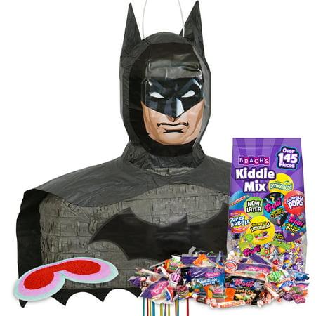 Batman 3D Pinata Kit - Batman Pinata