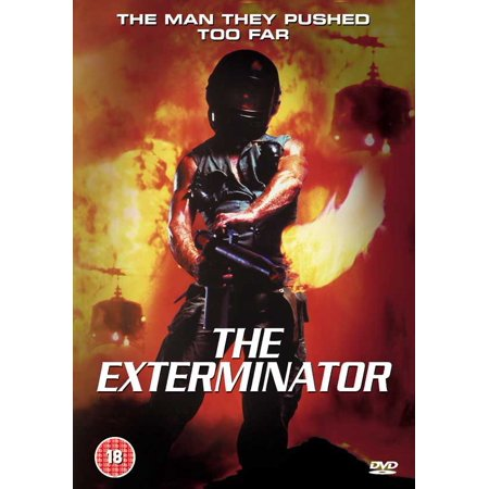 The Exterminator POSTER Movie UK A (27x40)