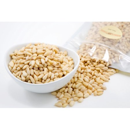 Raw Pine Nuts (1 Pound Bag) Foods Chinese Pine Nuts